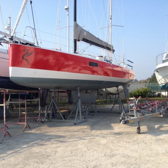 covering bateau morbihan