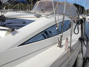 films solaire pour bateaux