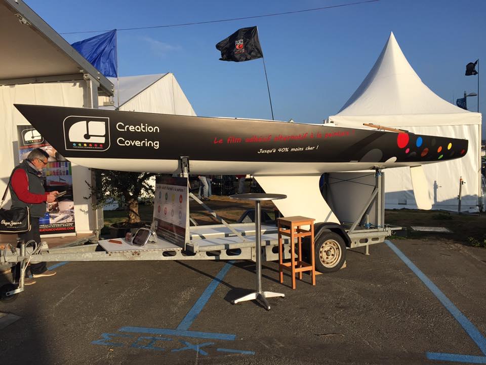 Diaz cr ation covering creation covering - Salon nautique du crouesty ...